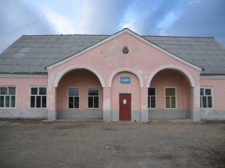 Черновской клуб