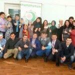 Союз татарской и башкирской молодежи в библиотеке