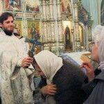 Отец Алексий Спицин