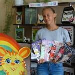 Наша читательница — победитель молодёжного конкурса!