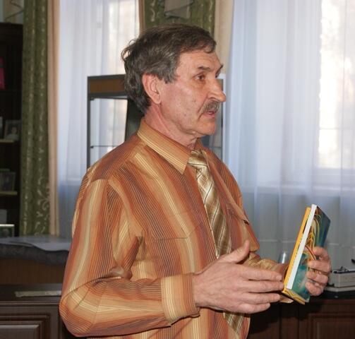 Илья Весенин