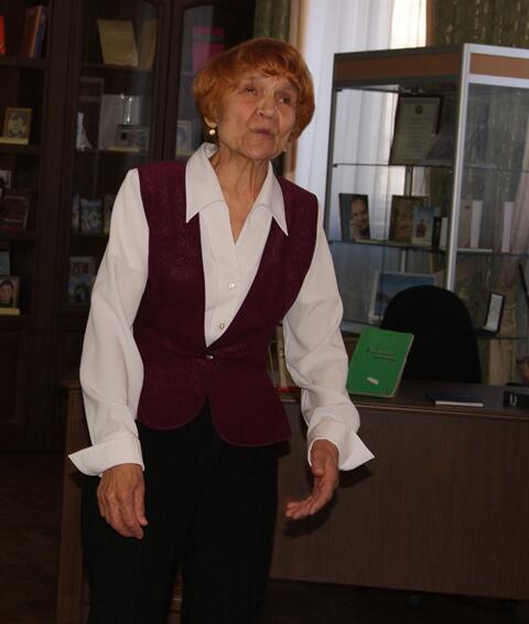Лилия Проскурякова