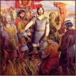 Колесо истории – век XIII