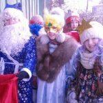 Рождество в Сыростане