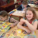 Чтобы дети больше знали,- есть газеты и журналы!